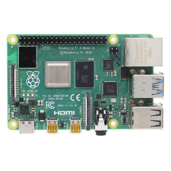 Imagen de Raspberry Pi 4 Modelo B número 1
