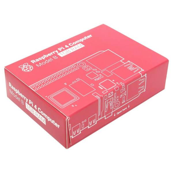 Imagen de Raspberry Pi 4 Modelo B número 2