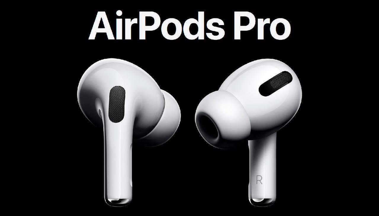 Presentación sobre Airpods Pro