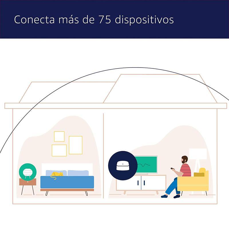 Imagen de Amazon eero 6 router WiFi 6 número 1