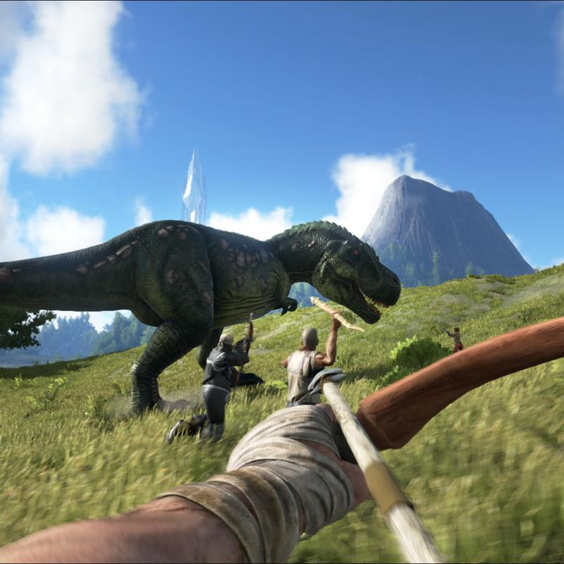 Imagen de ARK Survival Evolved PS4 número 1