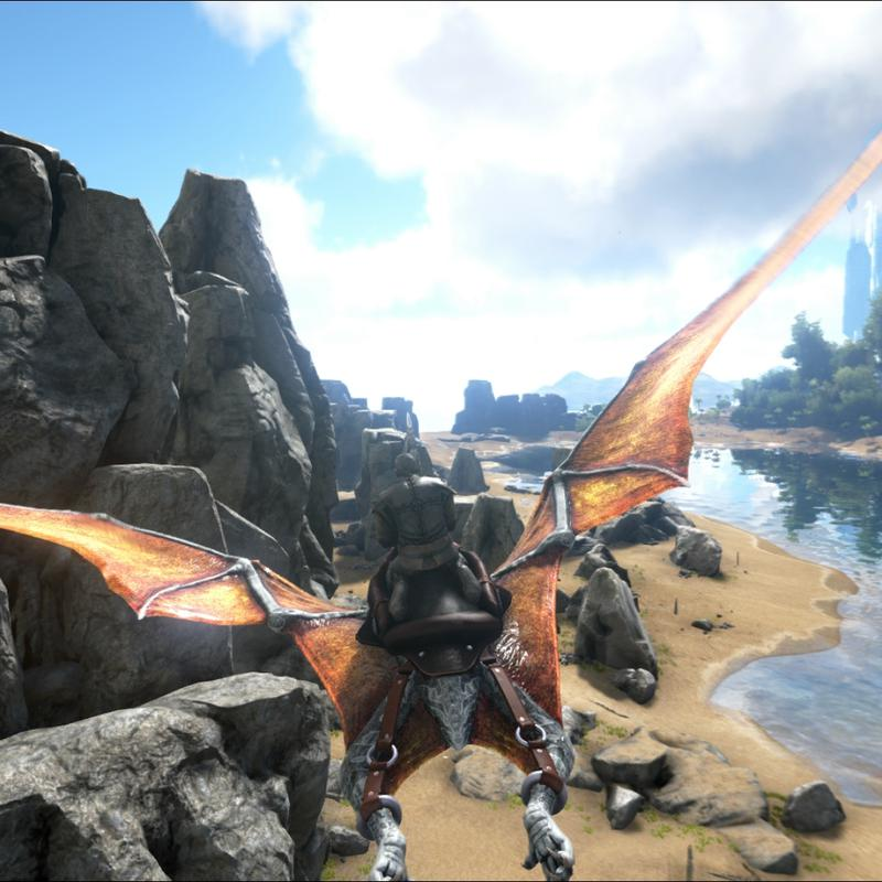 Imagen de ARK Survival Evolved PS4 número 2