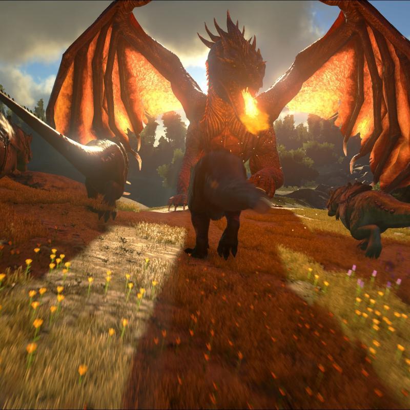Imagen de ARK Survival Evolved Xbox One número 3