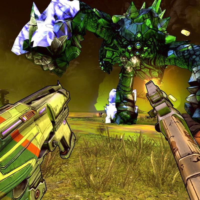 Imagen de Borderlands 2 VR PS4 número 2