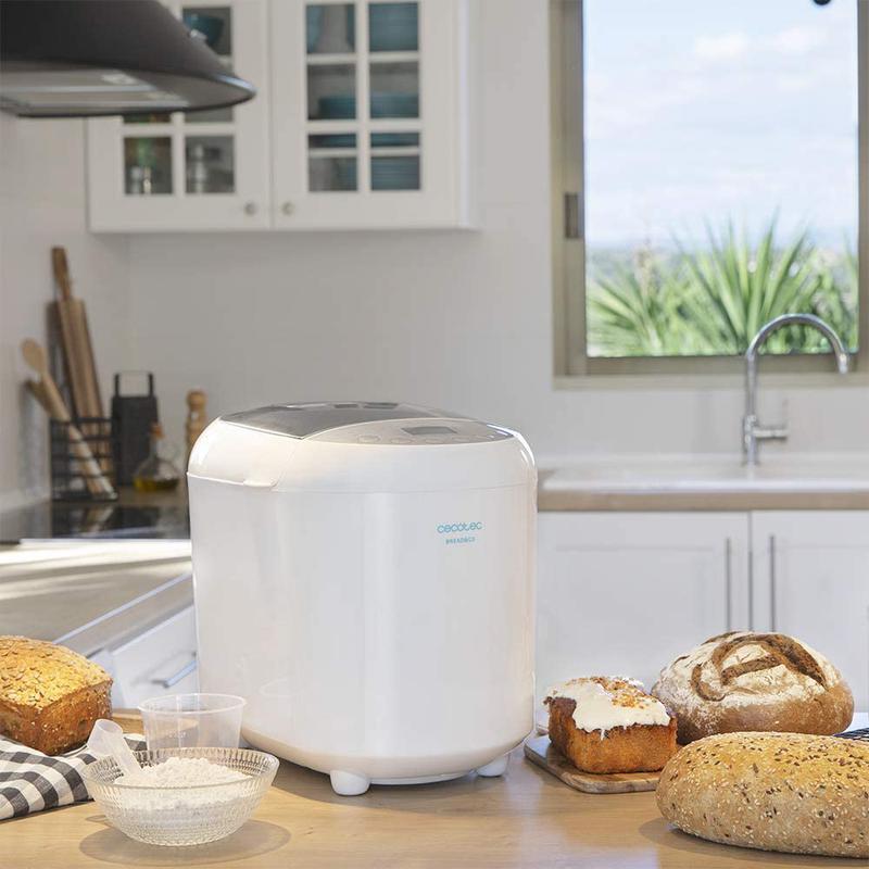 Imagen de Cecotec Bread&Co 1000 Delicious número 1