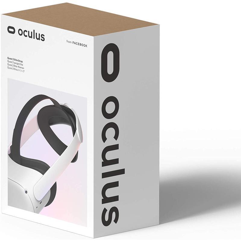 Imagen de Correa Elite Oculus Quest 2 número 2
