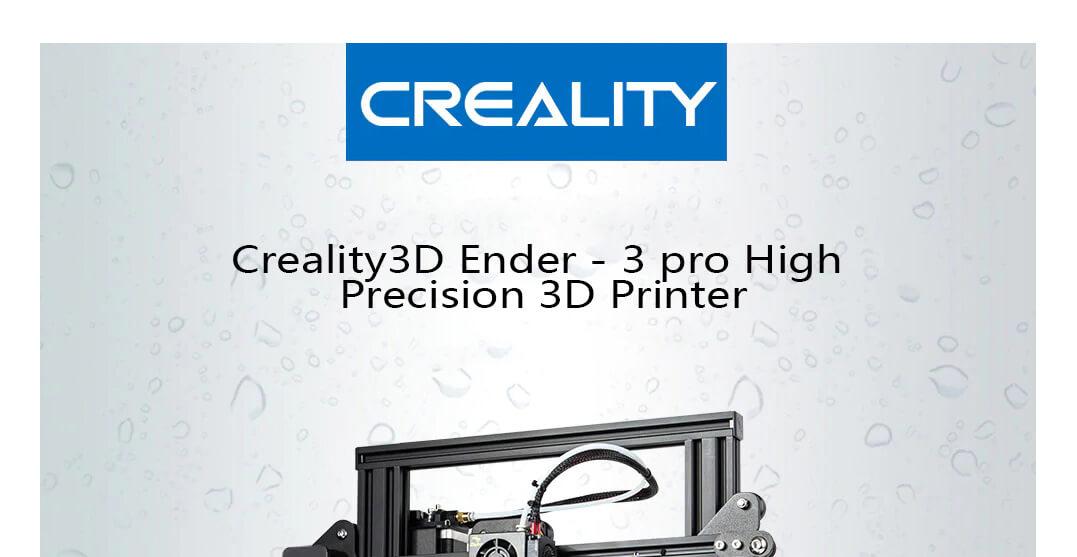 Presentación sobre Creality Ender 3 PRO