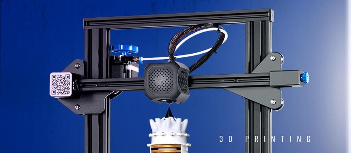 Presentación sobre Creality Ender 3 V2