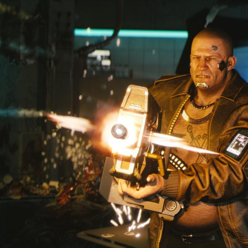 Imagen de Cyberpunk 2077 PS4 número 1
