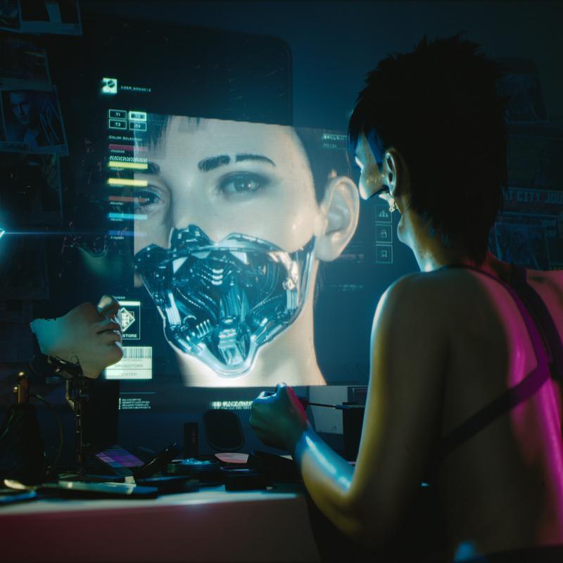 Imagen de Cyberpunk 2077 PS4 número 2