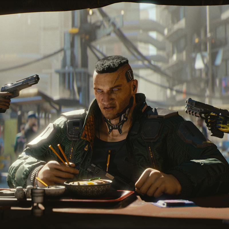 Imagen de Cyberpunk 2077 PS4 número 3