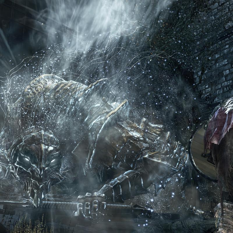 Imagen de Dark Souls 3 PS4 número 1