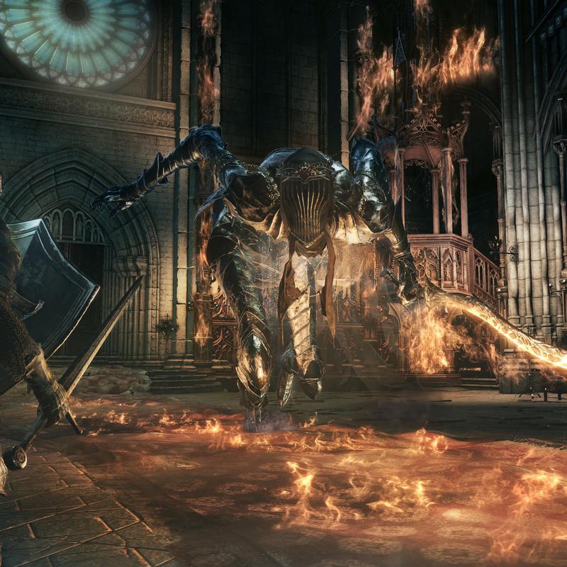 Imagen de Dark Souls 3 PS4 número 2