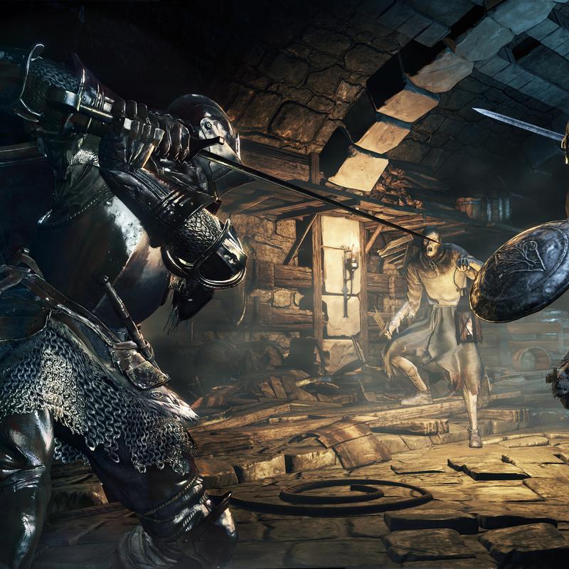 Imagen de Dark Souls 3 PS4 número 3