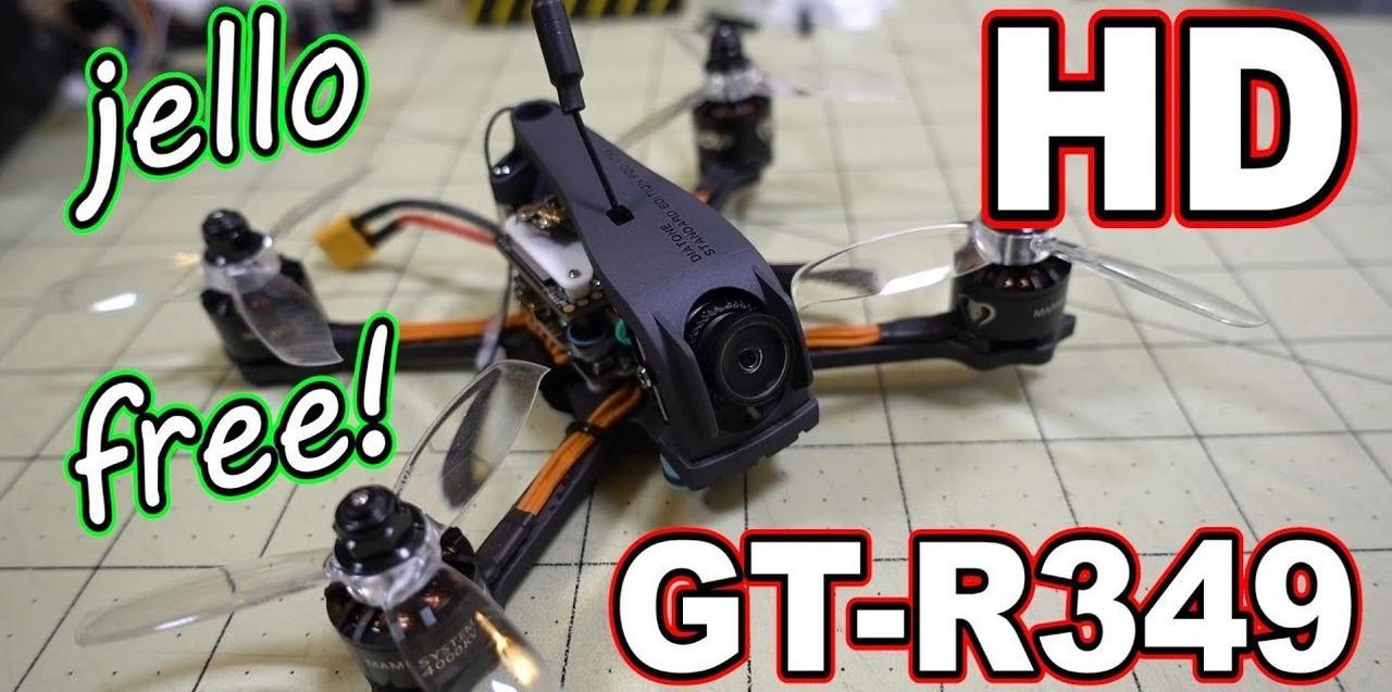 Presentación sobre DIATONE GT-Rabbit R349