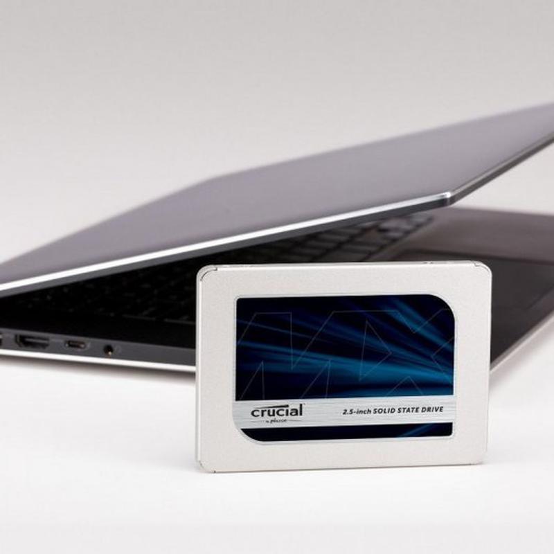 Imagen de Disco duro SSD Crucial MX500 número 2
