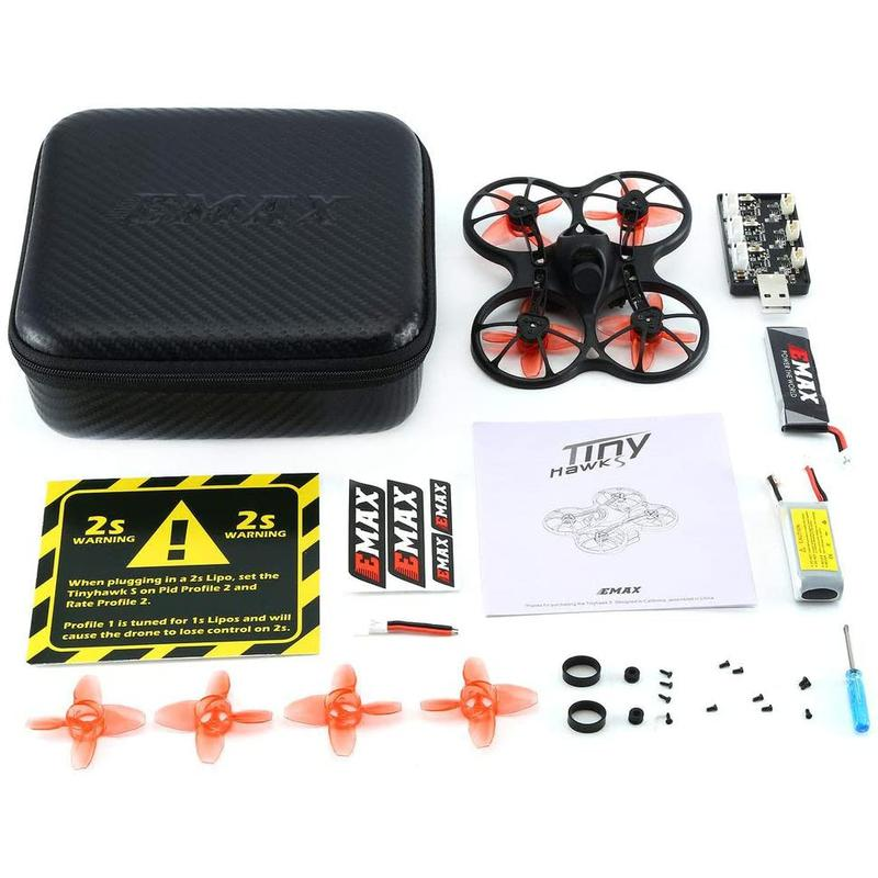 Dónde comprar EMAX TINY HAW S FPV Racing Drone