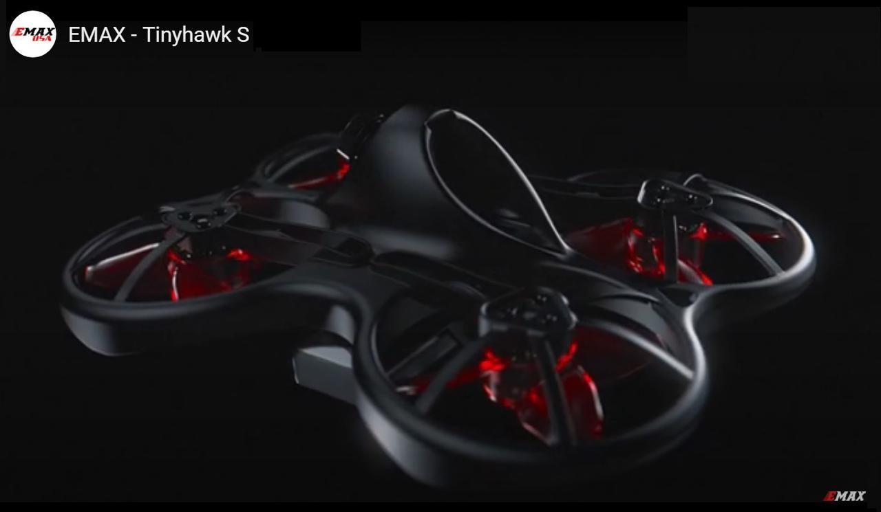 Presentación sobre EMAX TINY HAW S FPV Racing Drone