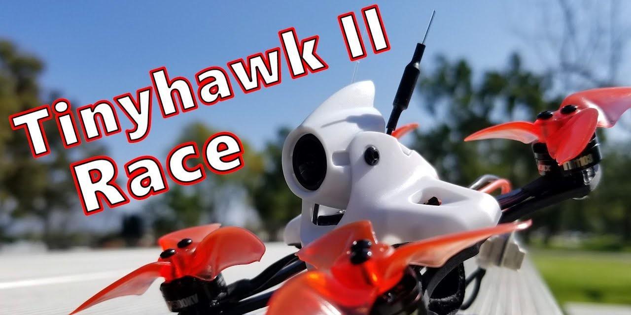 Presentación sobre Emax TINYHAWK II RACE 2