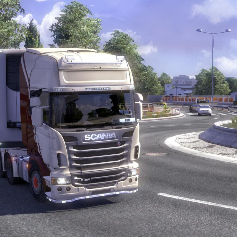 Imagen de Euro Truck Simulator 2 PC número 2