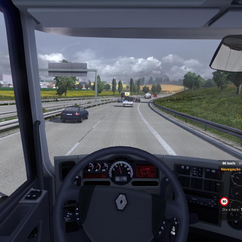 Imagen de Euro Truck Simulator 2 PC número 3