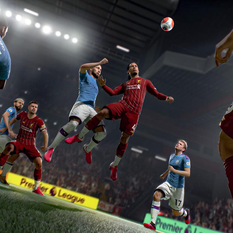 Imagen de FIFA 21 PS4 número 3