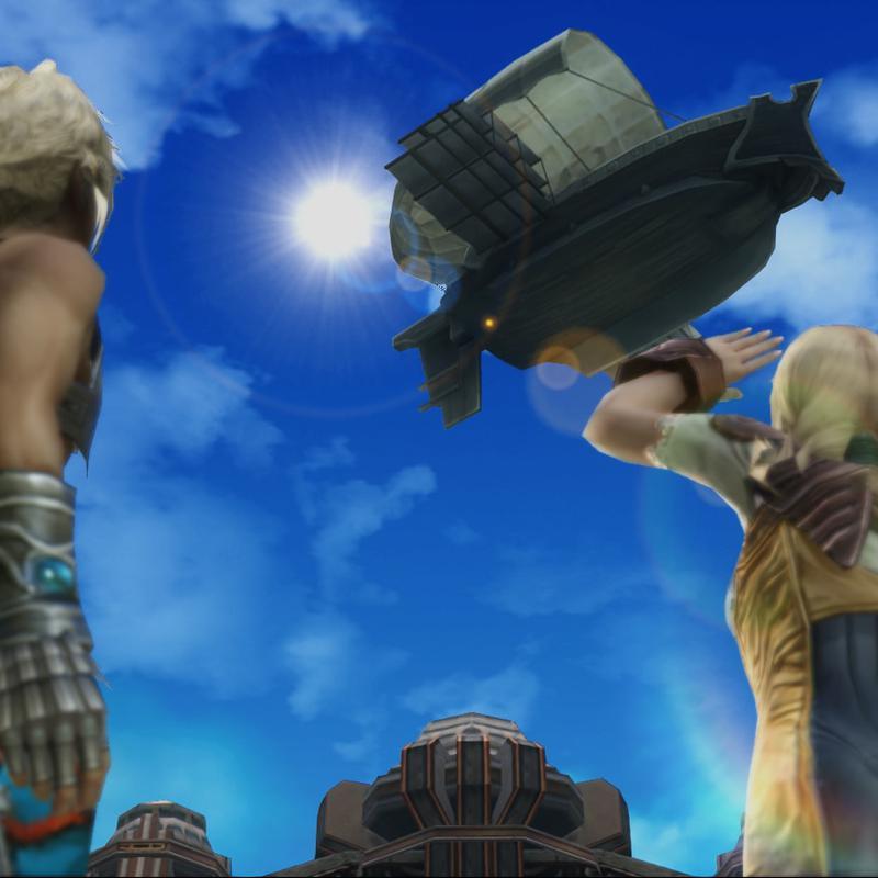 Imagen de FINAL FANTASY 12 THE ZODIAC AGE Nintendo Switch número 3