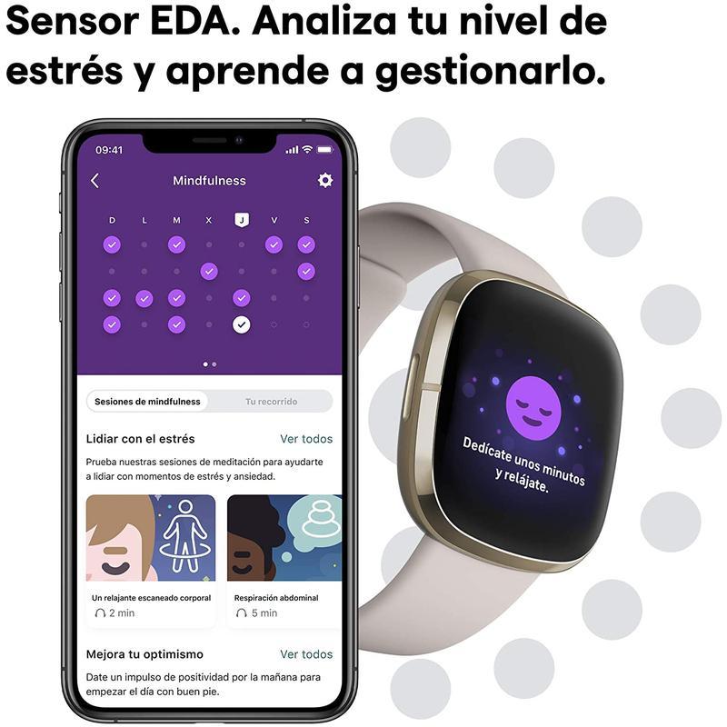 Imagen de Fitbit Sense Smartwatch número 1