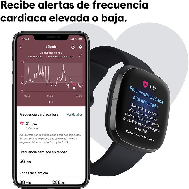 Imagen de Fitbit Sense Smartwatch número 2