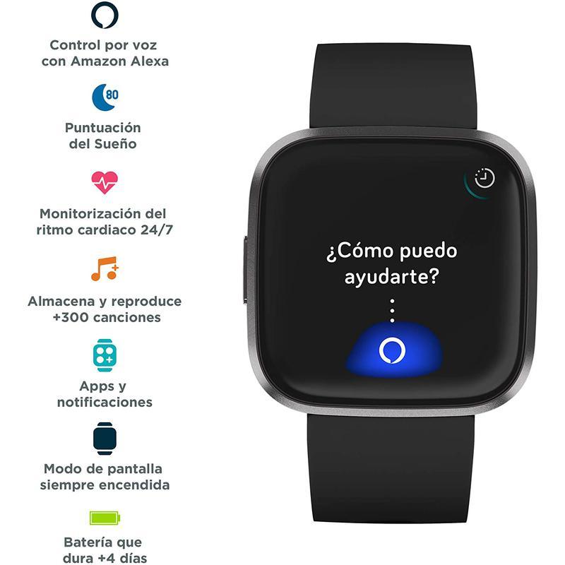 Imagen de Fitbit Versa 2 número 2