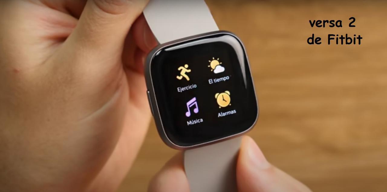 Presentación sobre Fitbit Versa 2