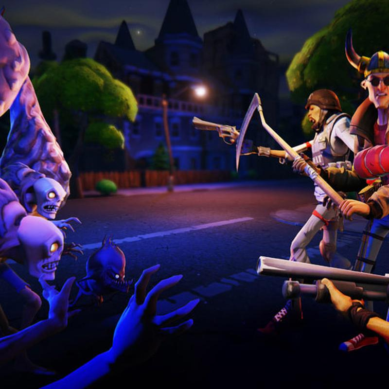 Imagen de Fortnite PS4 número 3