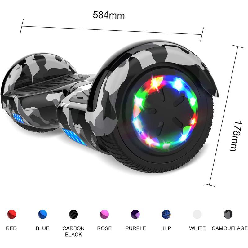 """Imagen de GeekMe JD5 Dual Motors 6.5"""" número 2"""