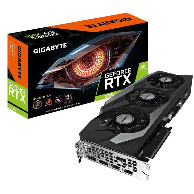 Dónde comprar GeForce RTX 3080
