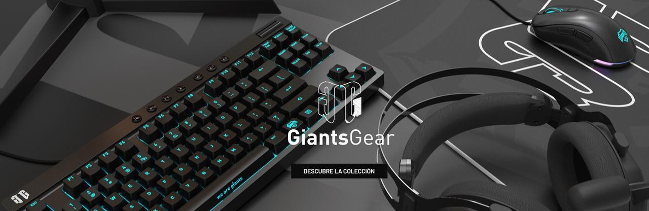 Presentación sobre Giants Gear H60
