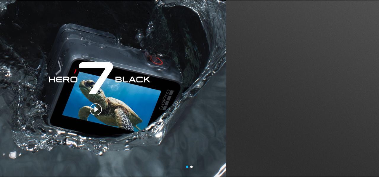 Presentación sobre Gopro Hero 7 Black