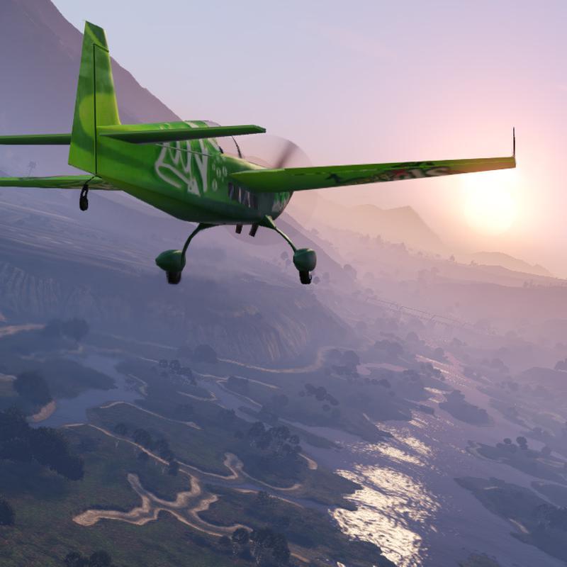Imagen de GTA 5 PS4 número 1