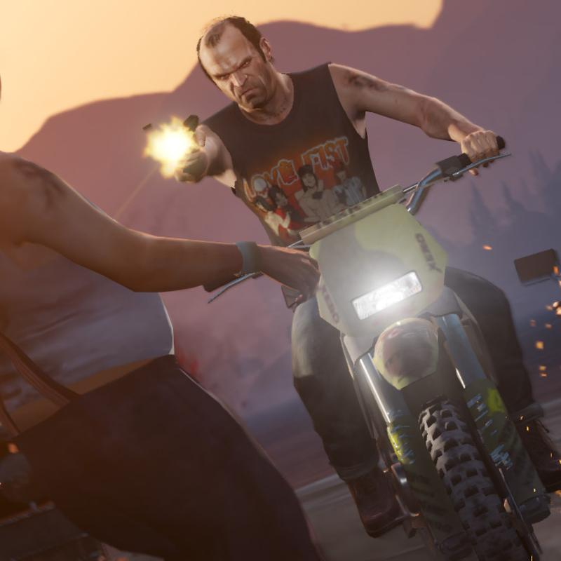 Imagen de GTA 5 PS4 número 2