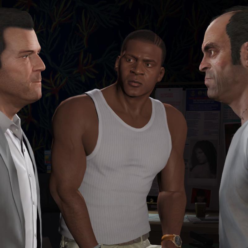 Imagen de GTA 5 PS4 número 3
