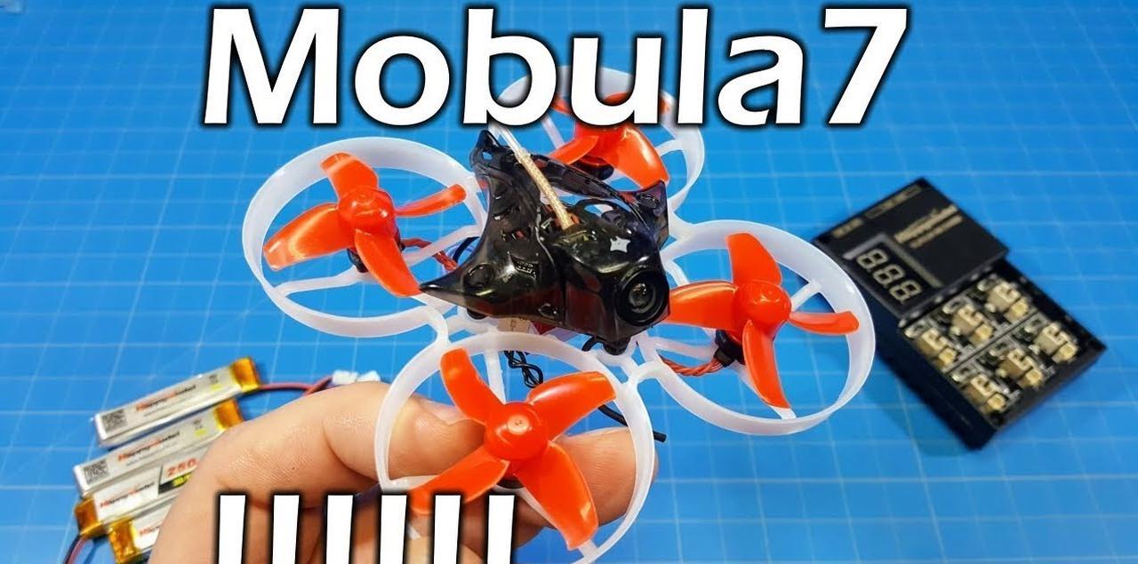 Presentación sobre Happymodel Mobula 7
