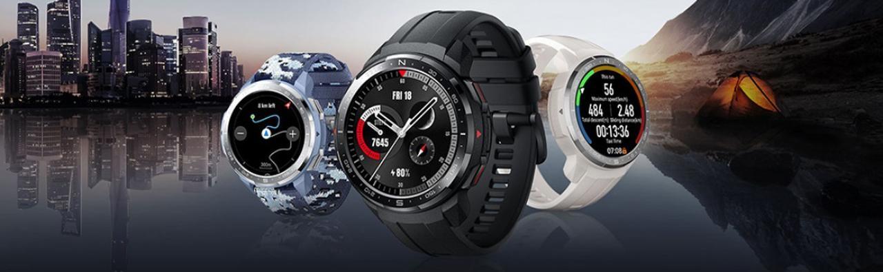 Presentación sobre Honor Watch GS Pro