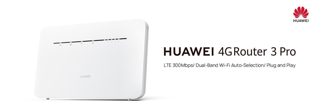 Presentación sobre HUAWEI 4G Router 3 Pro B535