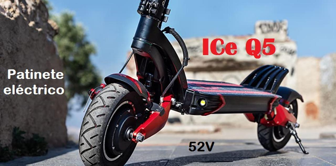 Presentación sobre ICE Q5 52V 2000W