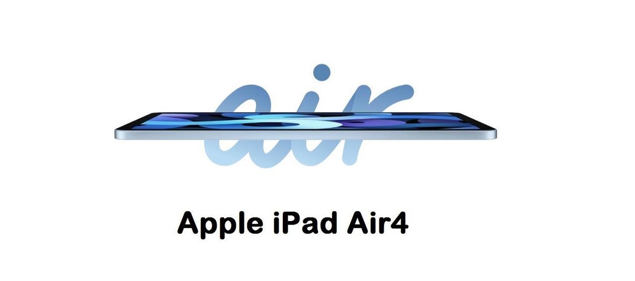 Presentación sobre iPad Air 2020