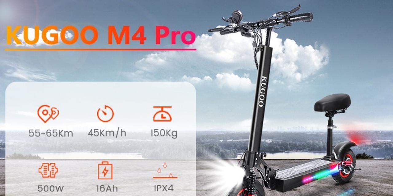 Presentación sobre Kugoo Kirin M4 Pro