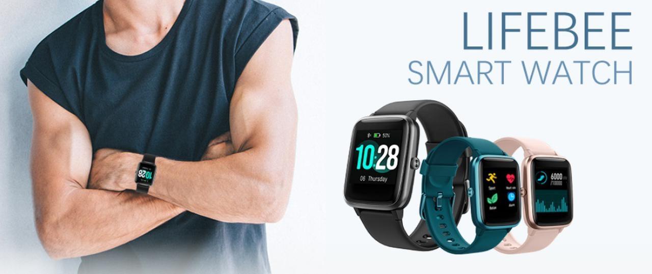 Presentación sobre Lifebee Smart Watch ID205L