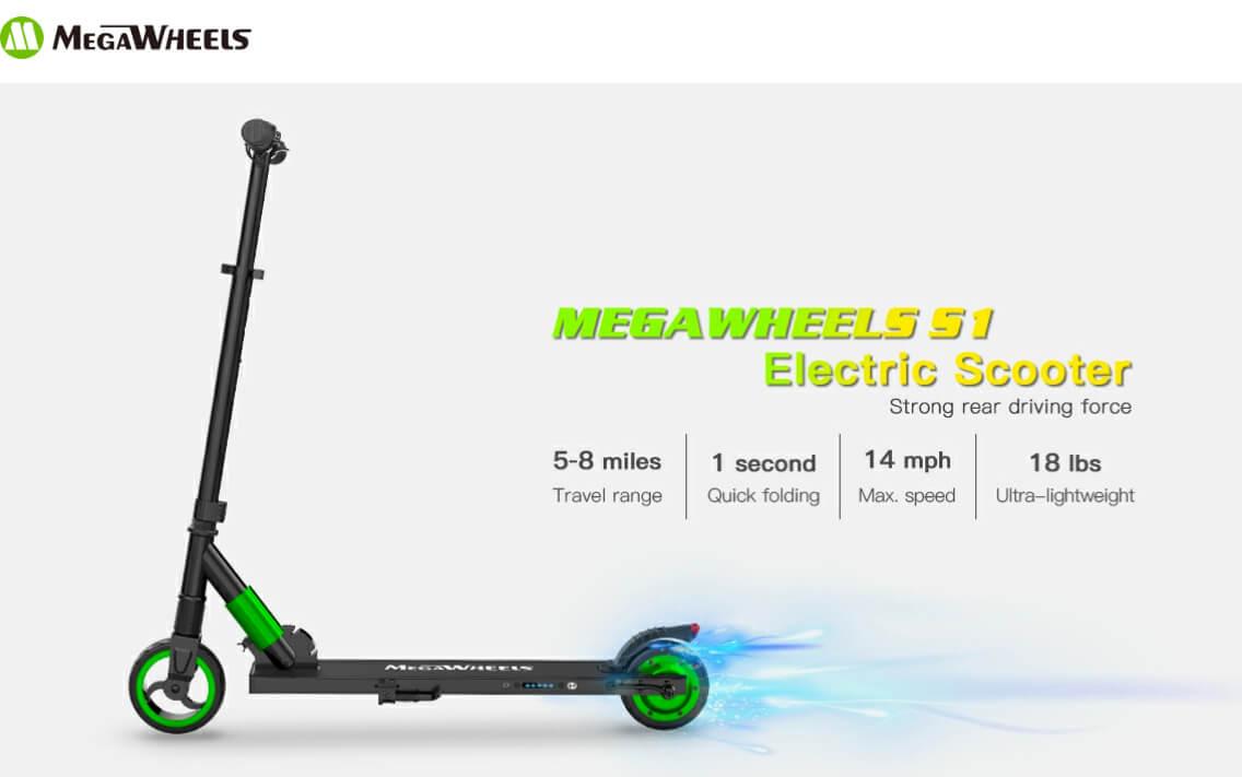 Presentación sobre Megawheels S1 250W