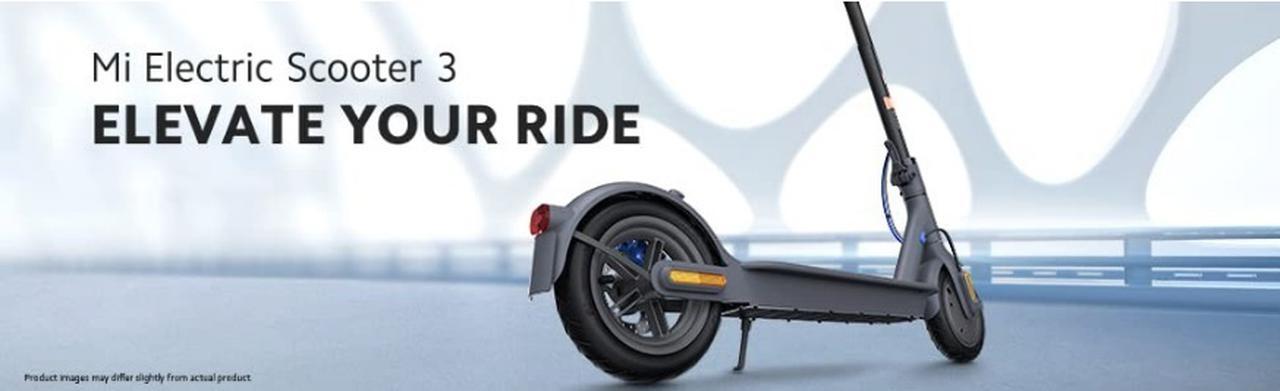 Presentación sobre Mi Electric Scooter 3