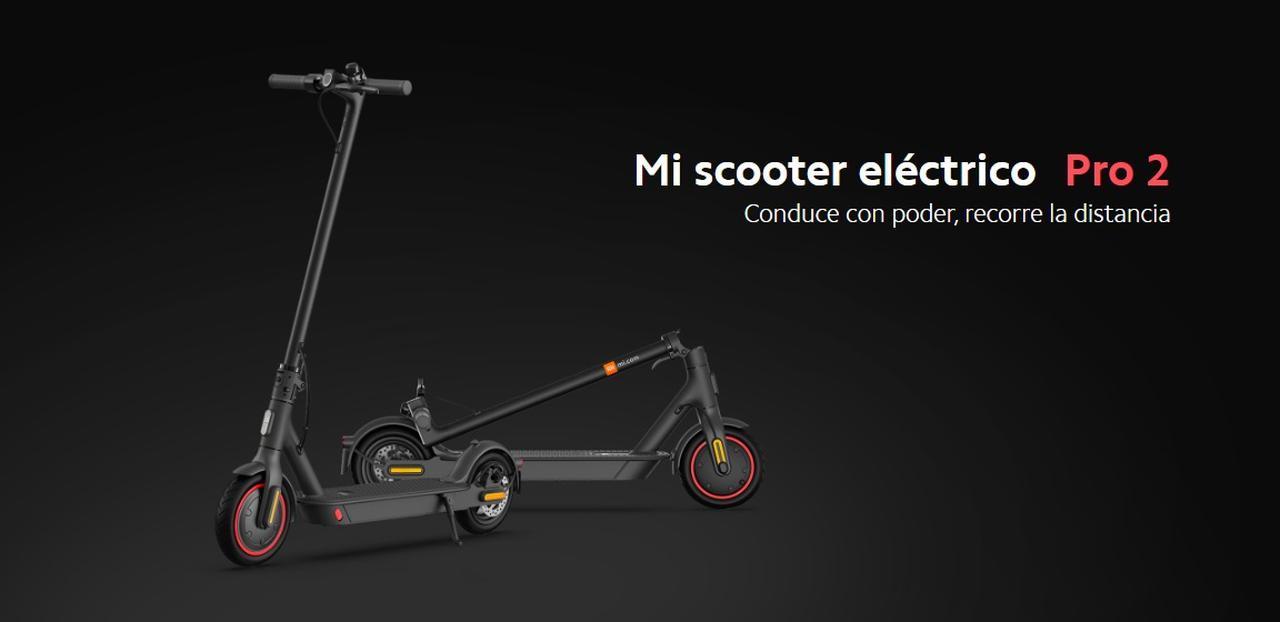 Presentación sobre Mi Electric Scooter Pro 2