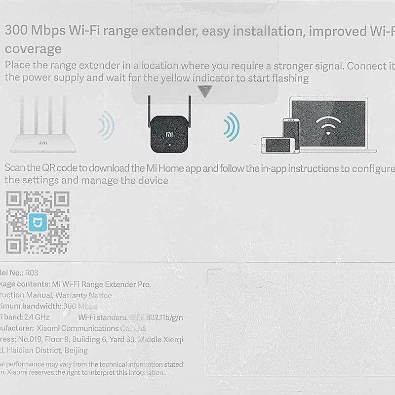 Imagen de Mi Wi-Fi Range Extender Pro número 2